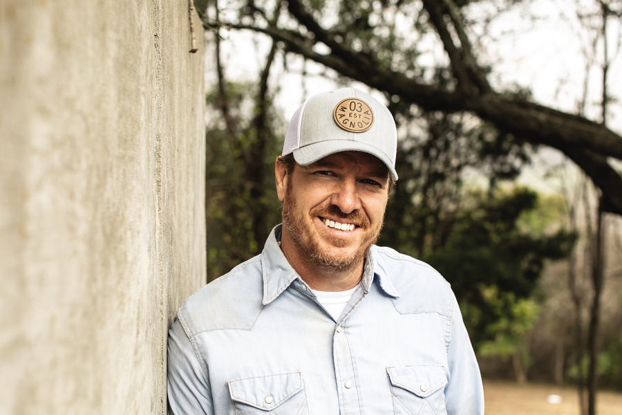 Chip Gaines author image
