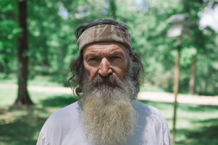 Phil Robertson author image
