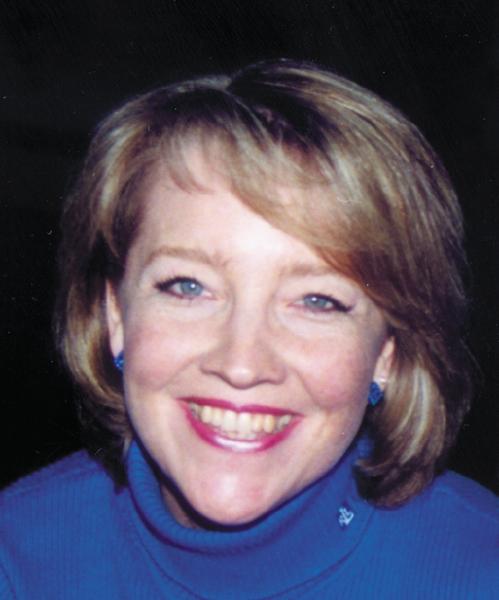 Christine Anderson author image