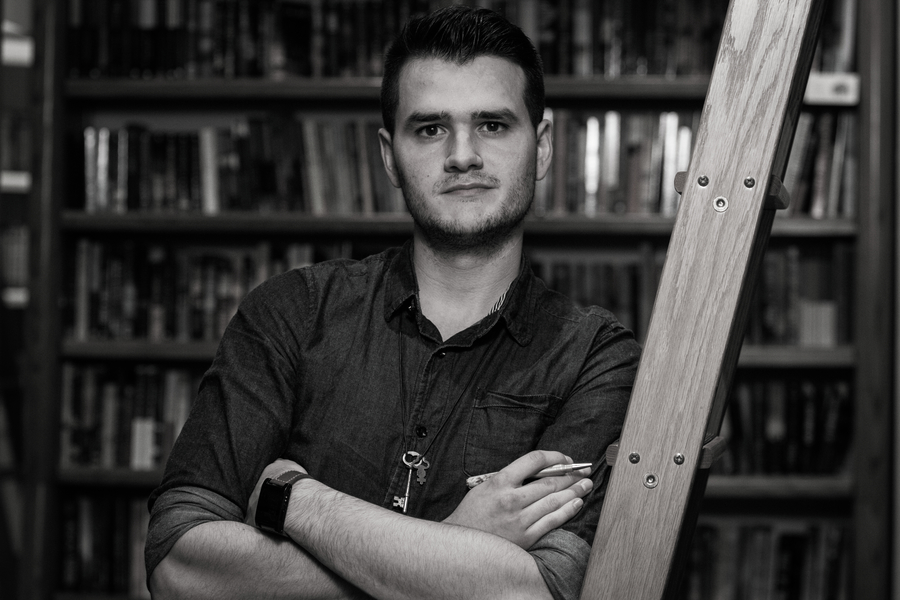 David Bowden author image