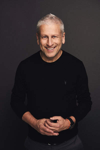 Louie Giglio author image