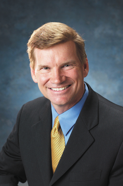 Ted Haggard author image