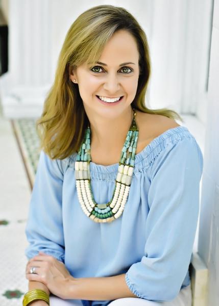 Kari Kampakis author image
