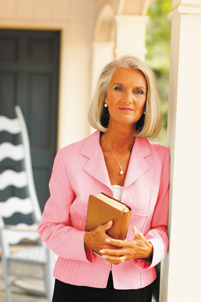 Anne Graham Lotz author image