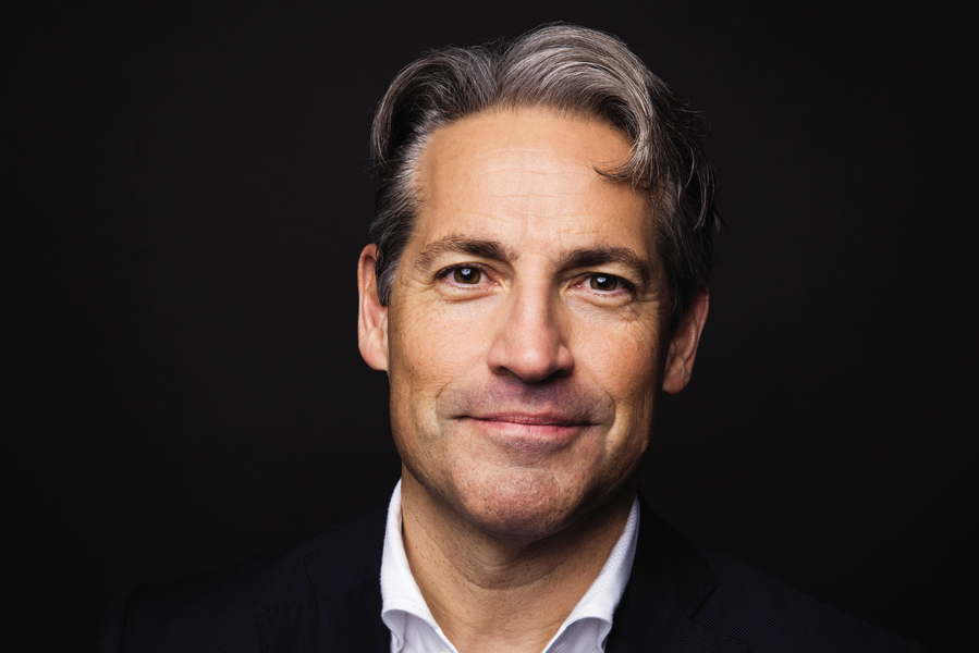 Eric Metaxas author image