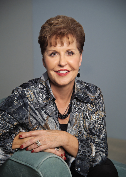 Joyce Meyer author image
