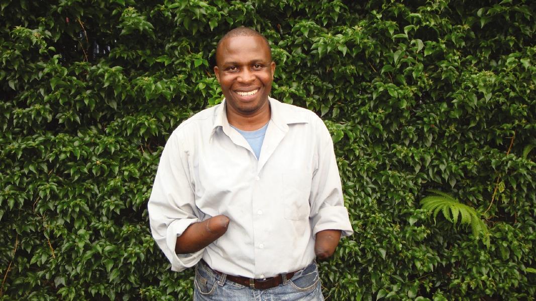 Frederick Ndabaramiye author image