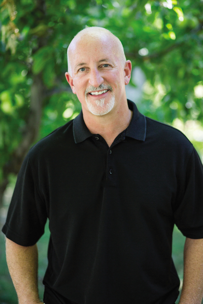 James Rubart - Author image