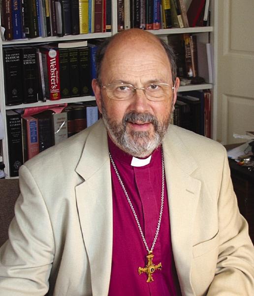 N. T. Wright author image