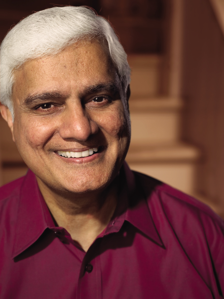 Ravi Zacharias author image