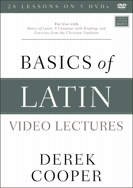 Basics of Latin Video Lectures