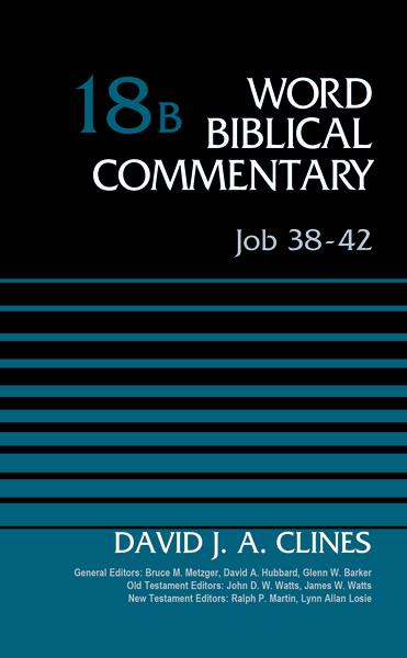 Job 38-42, Volume 18B
