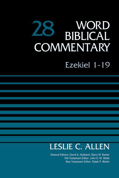 Ezekiel 1-19, Volume 28