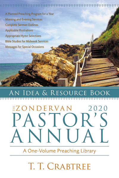 The Zondervan 2020 Pastor's Annual