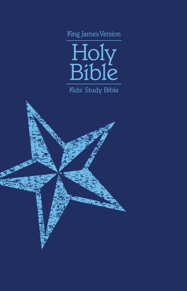King James Version Kids Study Bible Zondervan