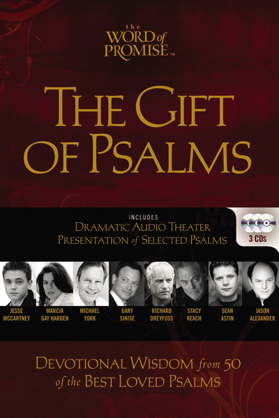 The Word of Promise: The Gift of Psalms