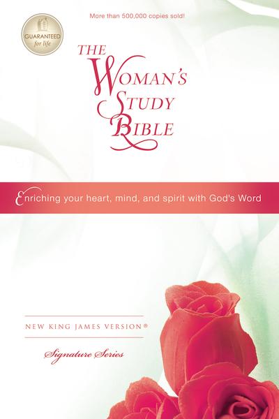 The Woman's Study Bible, NKJV