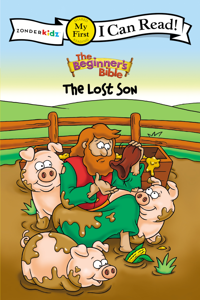 Image for The Lost Son (I Can Read!  The Beginner's Bible)