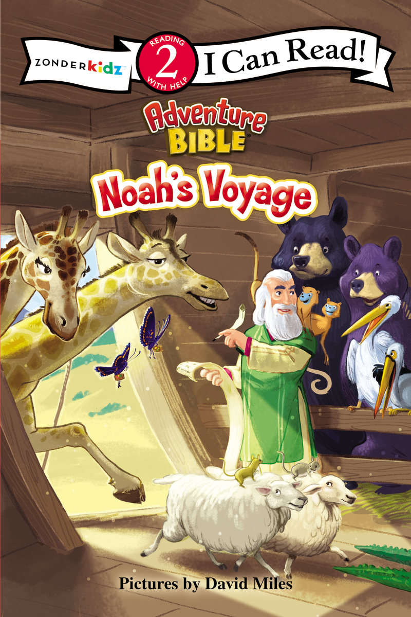 Image for Noah's Voyage (I Can Read!  Adventure Bible)