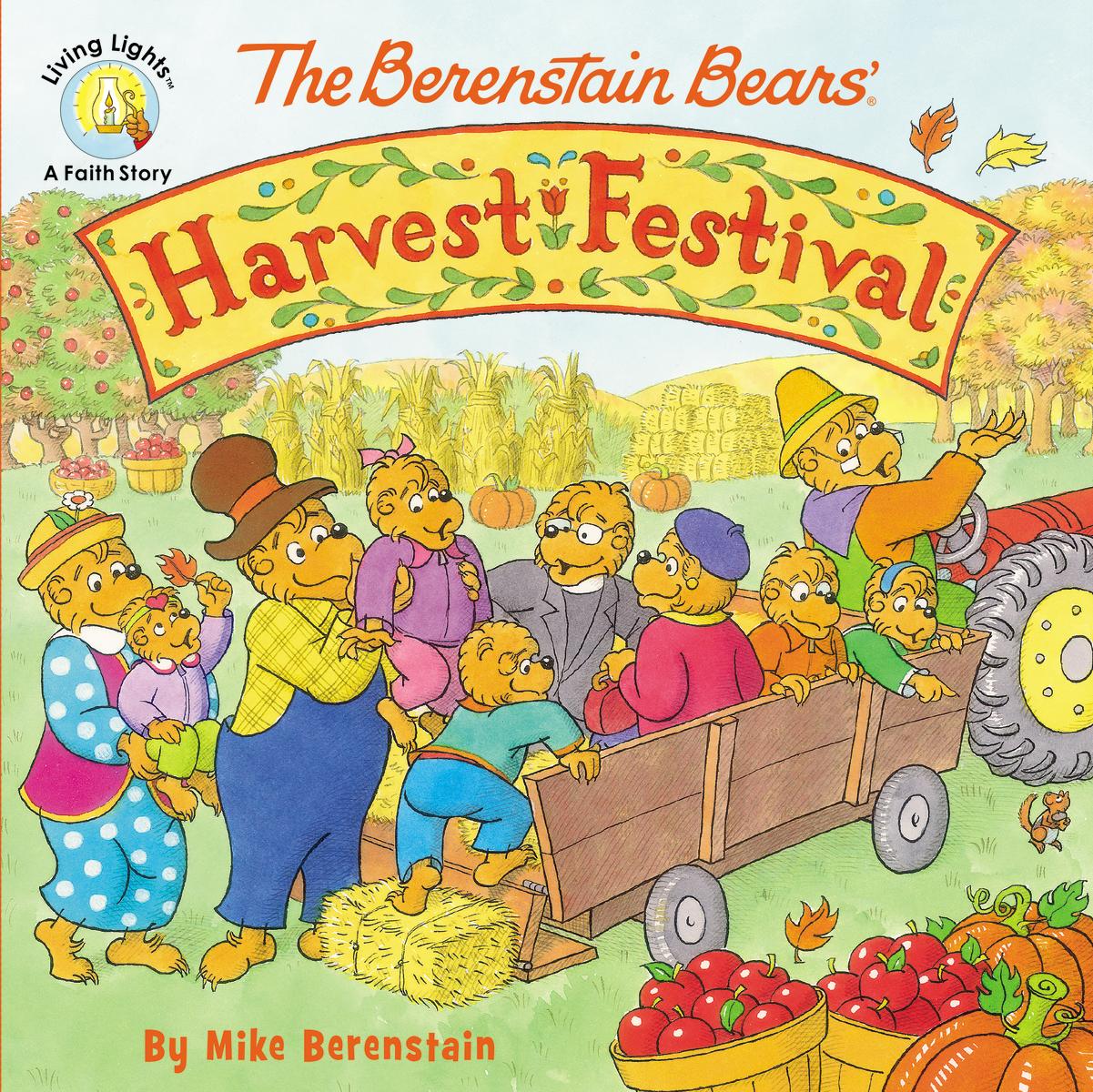 Image for Berenstain Bears: Harvest Festival (Living Lights)