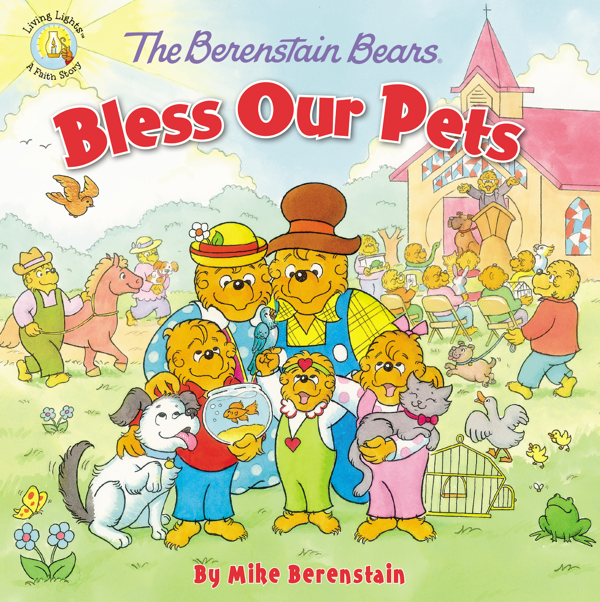 Image for Berenstain Bears: Bless Our Pets