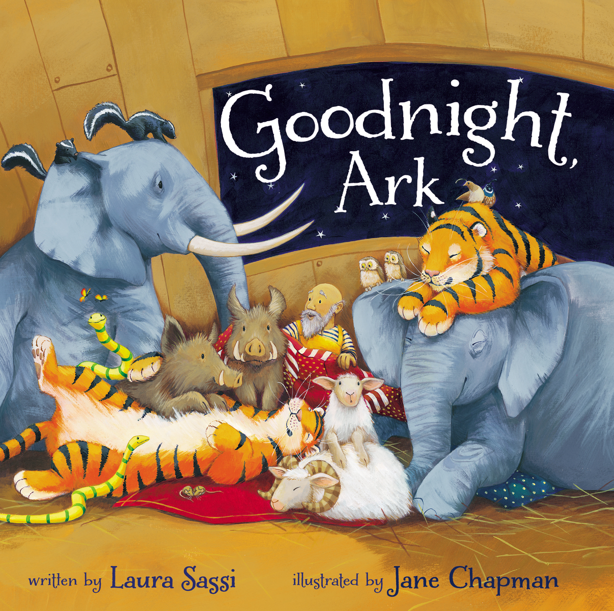 Image for Goodnight  Ark Board Book