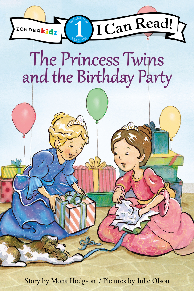 Image for Princess Twins And The Birthday Party-Softcover (I Can Read 1)