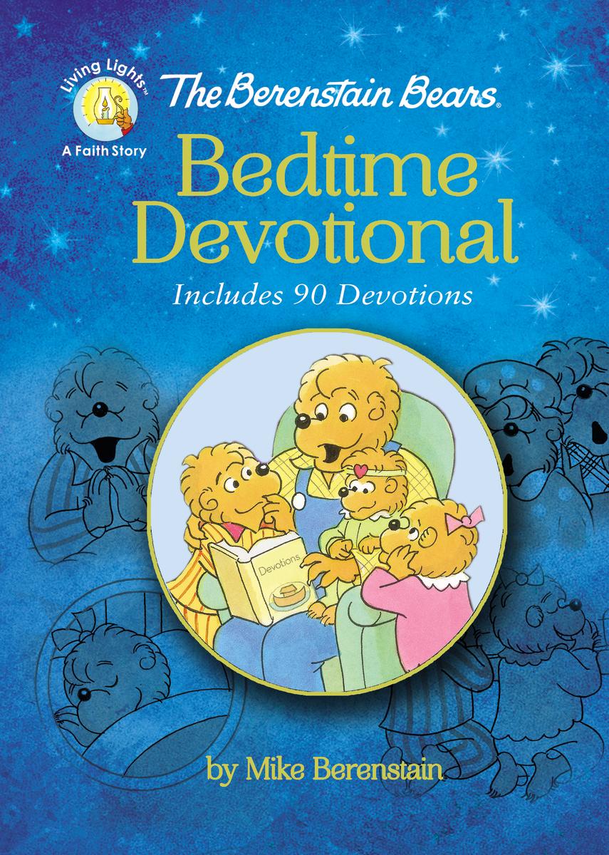 Image for The Berenstain Bears Bedtime Devotional: Includes 90 Devotions (Berenstain BearsLiving Lights)