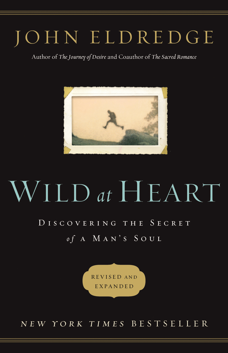 Image for Wild at Heart: Discovering the Secret of a Man's Soul
