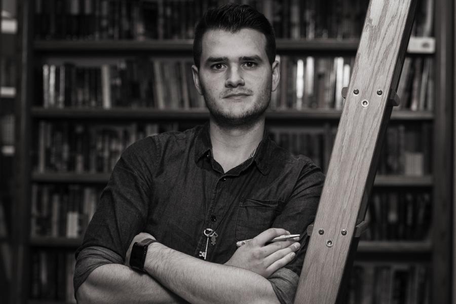 David Bowden author image