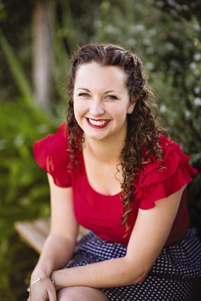 Jessica Kate - Author image