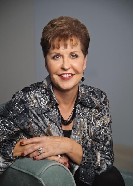 Joyce Meyer author image