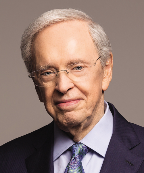 Charles Stanley author image